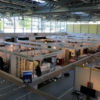 EXPO 8320 erfolgreich abgeschlossen